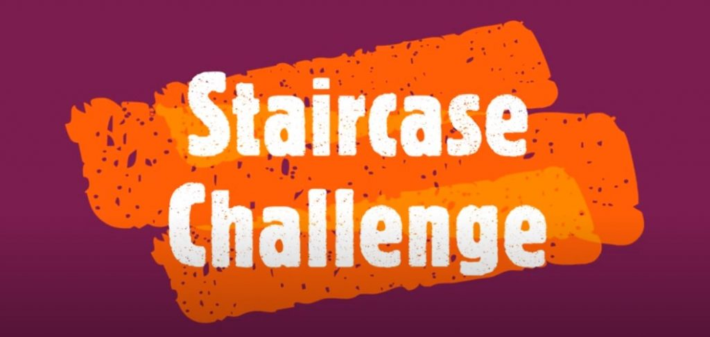 Staircase Challenge