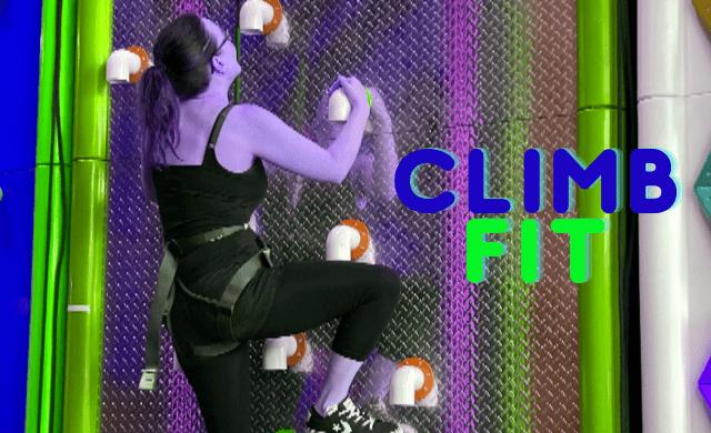 Climb Fit at Clip 'n Climb Cambridge