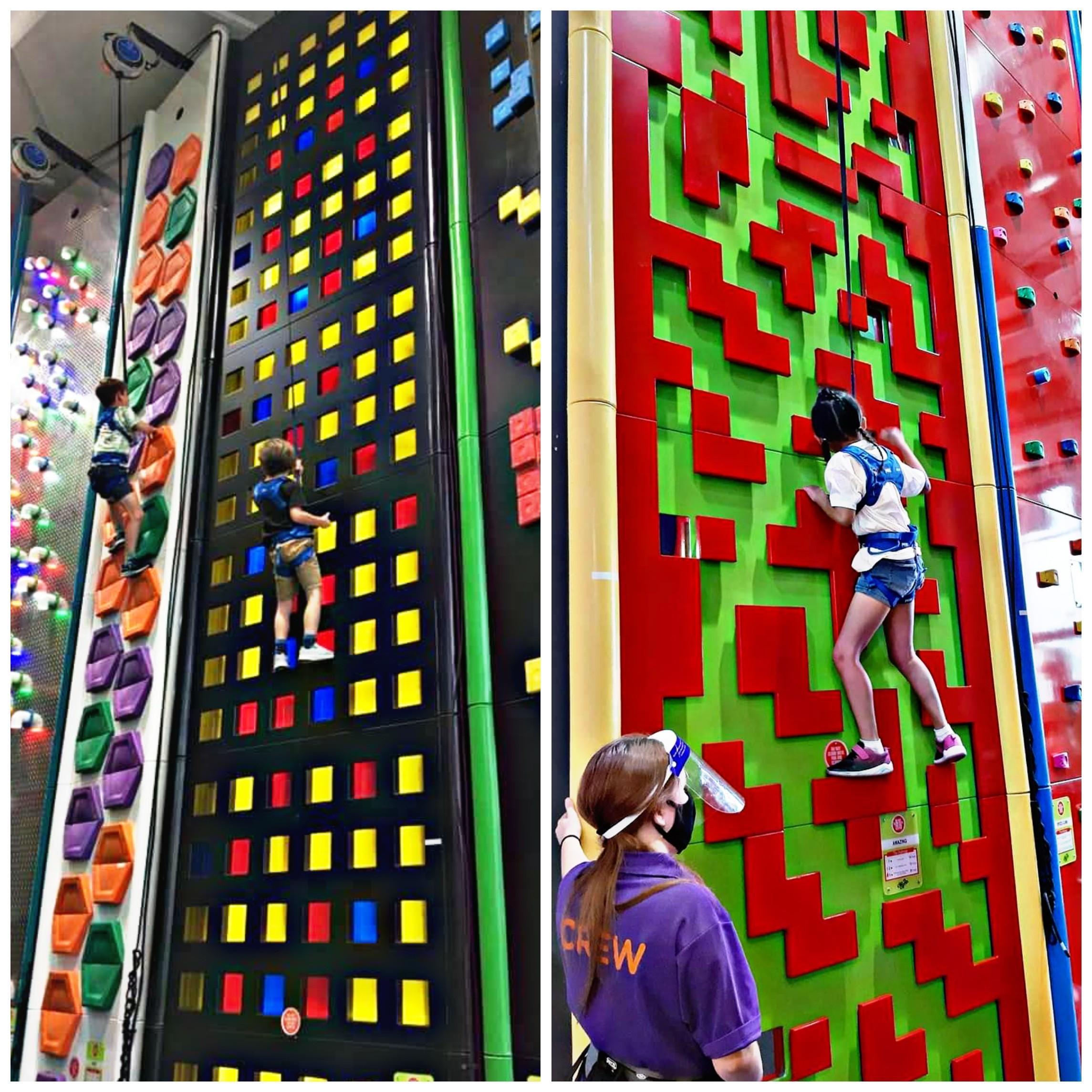 Safety at Clip 'n Climb Cambridge